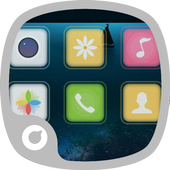 Starry Night Theme icon