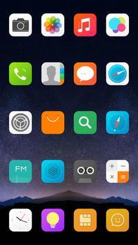 Starry Night Theme screenshot 2