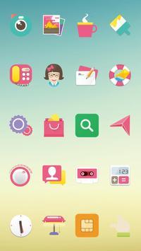 Sweety Cute Theme apk screenshot