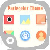 Pastecolor Theme icon