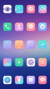 Pure Silk Theme apk screenshot