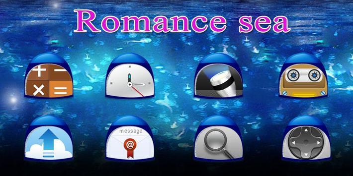 Romance Sea Theme poster