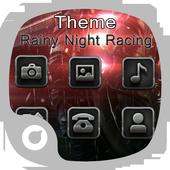 Rainy Night Racing Theme icon