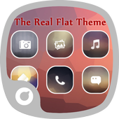 The Real Flat Theme icon