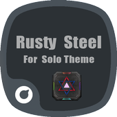 Rusty Steel Theme icon
