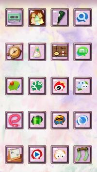With Character Theme apk screenshot