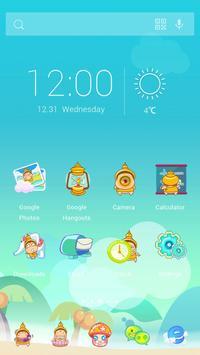 Thai Style Theme apk screenshot