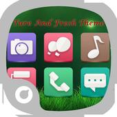 Ture And Fresh Theme icon