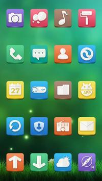 Ture And Fresh Theme apk screenshot