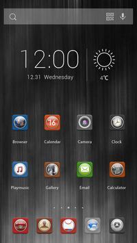 Vertical Stripes Theme apk screenshot