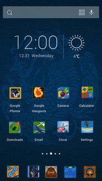 Yunnan Impression Theme screenshot 1