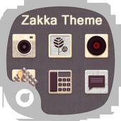 Zakka Solo Theme icon