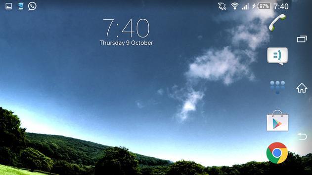 Theme - SKY screenshot 4