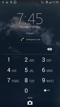 Theme - SKY screenshot 2