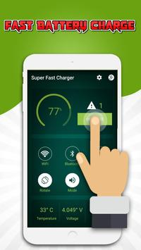 Super Fast Charger poster