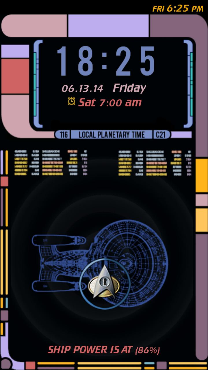 Lcars Locker For Star Trek Fan For Android Apk Download
