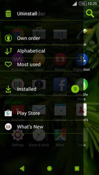 JStyle Xperia Theme apk screenshot