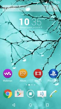 BStyle Xperia Theme poster