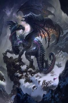 Dragon HD Wallpaper Background apk screenshot