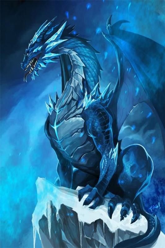 ... Dragon HD Wallpaper Background screenshot 10 ...