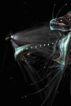 Sea Monster HD Wallpaper apk screenshot