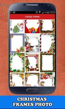 Photo Frame Christmas New Year 2018 screenshot 1
