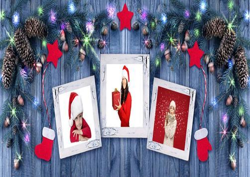 Photo Frame Christmas New Year 2018 screenshot 5