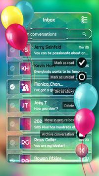 Color Flash SMS apk screenshot