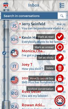 New York SMS apk screenshot
