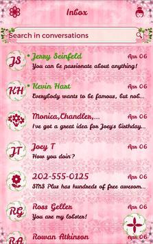 Petal SMS apk screenshot