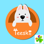 Teeskii GO Launcher Theme icon