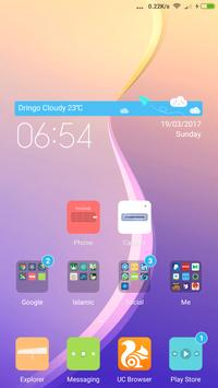New Theme for Oppo F1s Neo 7 apk screenshot