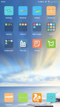 Theme for Oppo R7S / A57 2017 apk screenshot