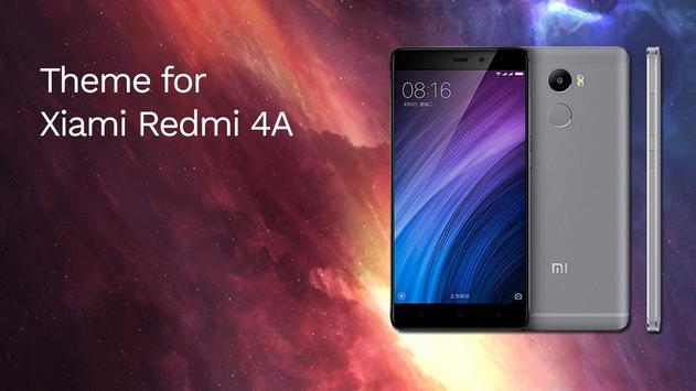 Theme for Redmi 4A Prime 2017 poster