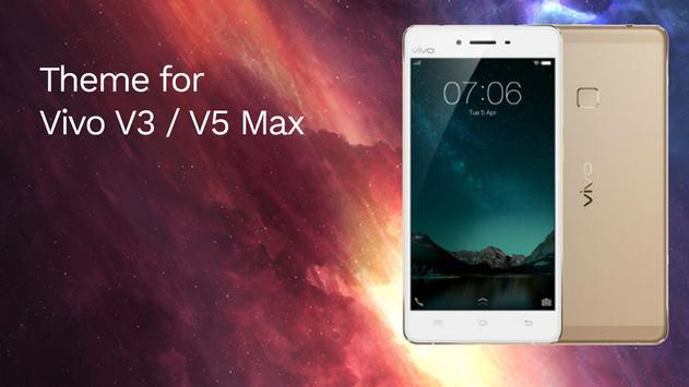 BestTheme for Vivo V3/V5 Max poster