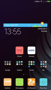 New Theme for Vivo V5 Plus apk screenshot