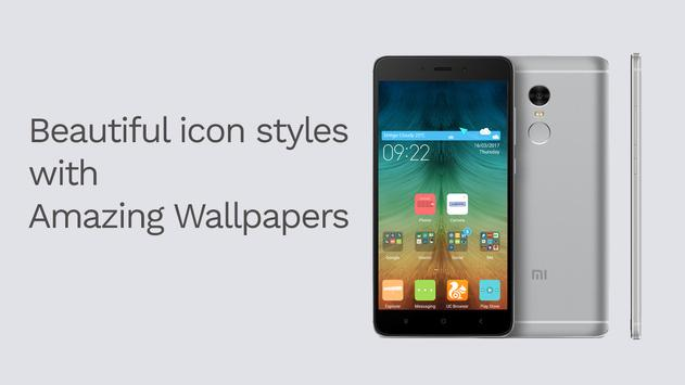 Theme Xiaomi Redmi Note 4 2017 apk screenshot