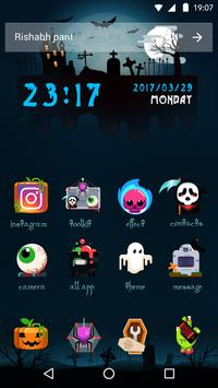 Halloween Theme for Android FREE poster