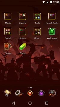 Game Theme for Android FREE apk screenshot