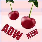 Cherries Theme for ADW icon