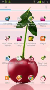 Cherries Theme for ADW apk screenshot