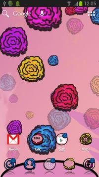 Flowers Theme for ADW Launcher poster