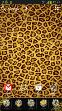 Leopard Theme for ADW Launcher poster