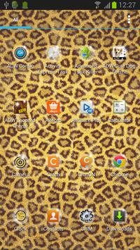 Leopard Theme for ADW Launcher apk screenshot
