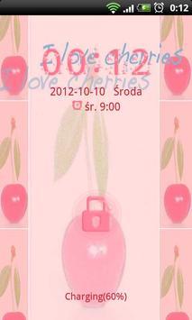 Cherries Theme for GO Locker poster