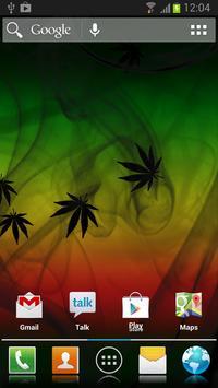 Rasta Live Wallpaper apk screenshot