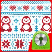 GO Locker Christmas Tree Theme icon