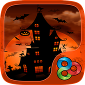 Scare House GO Launcher Theme icon