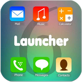 6 Launcher HD icon