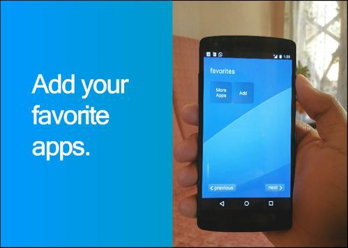 Launcher 10 (WP10 Modern UI) apk screenshot